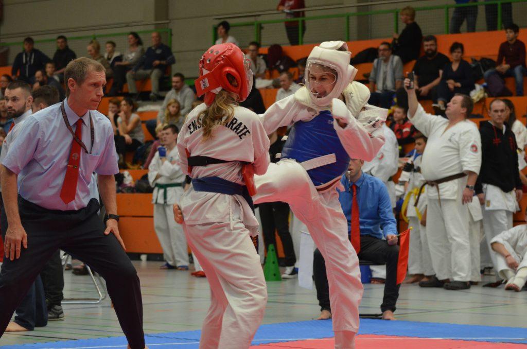 Europameisterschaft im Enshin Karate 2017