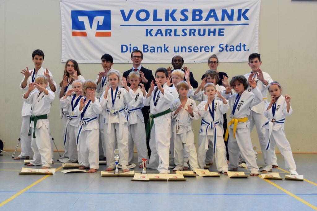 Deutsche Meisterschaft Karlsruher Team